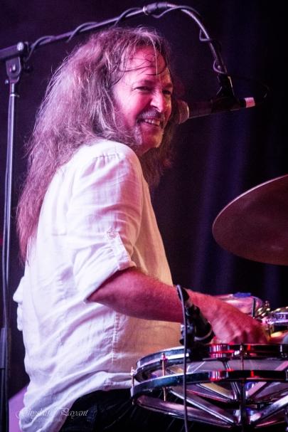 Le batteur - Bob St-Laurent