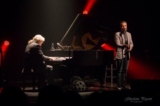 Guy St-Onge et Bruno Pelletier