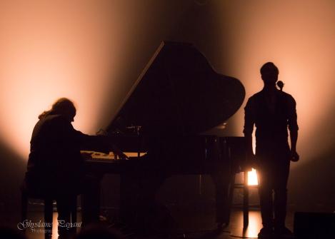 Musique et cinéma - Guy St-Onge et Bruno Pelletier