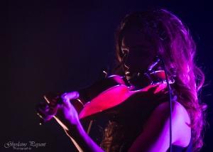 Gabriella, une lumière pour Montréal en Lumière