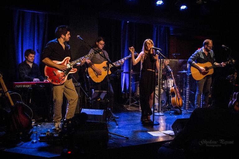 Julie Lefebvre et ses musiciens