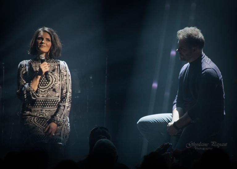 Marie-Ève Janvier et Jean-François Breau